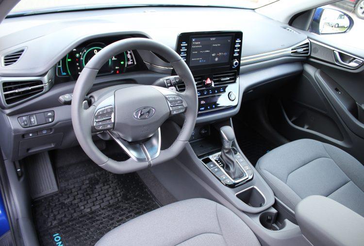 Hyundai Ioniq Hybrid Style