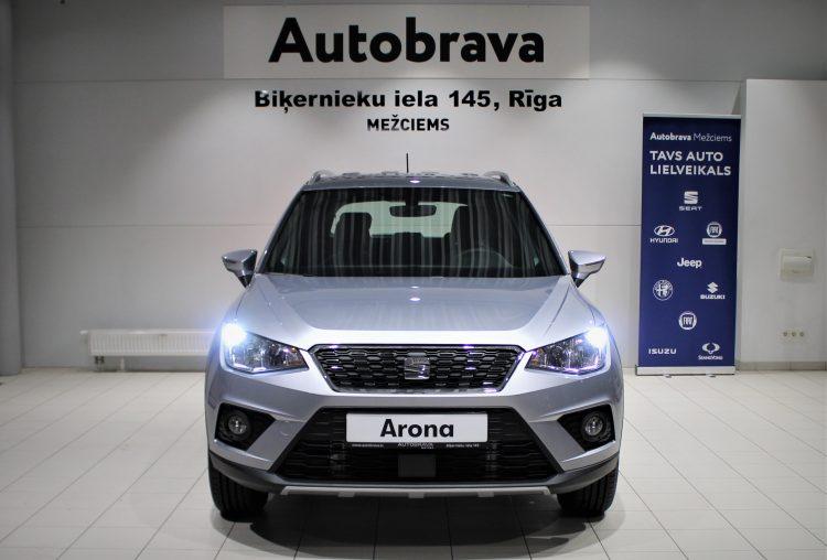 SEAT Arona Xcellence 1.0 TSI