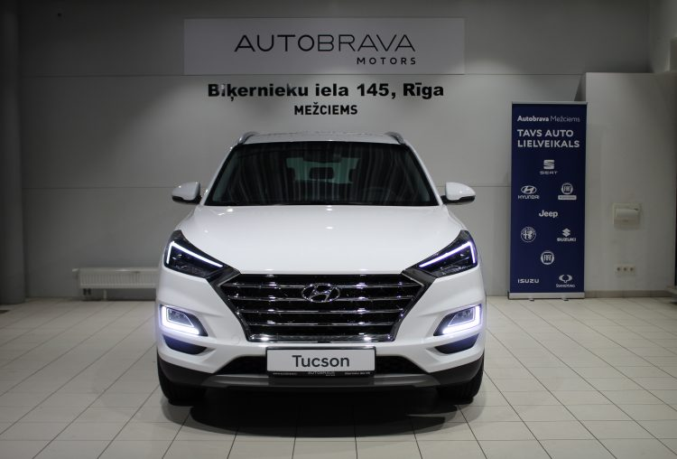 Hyundai Tucson 4WD Comfort+
