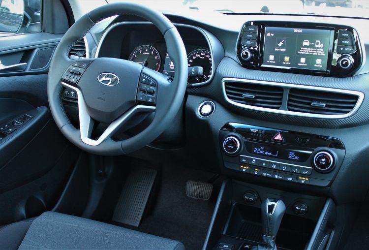 Hyundai AKCIJA Tucson 4WD automāts Comfort+