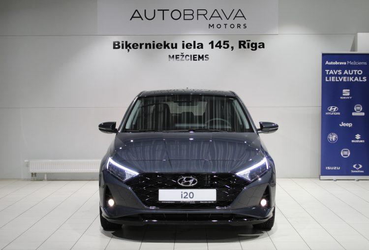 Hyundai Jaunais i20 Style
