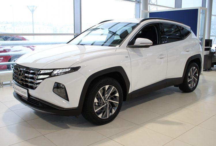 Hyundai NEW Tucson Style+