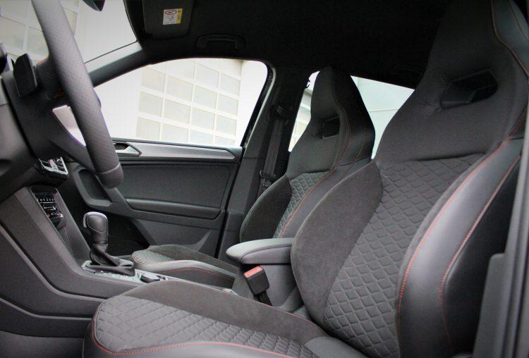 SEAT Tarraco FR 1,5 TSI DSG - 7