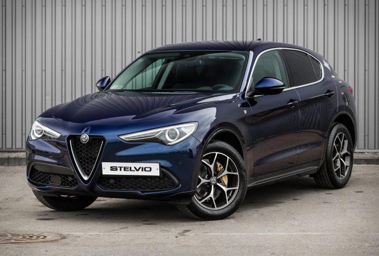 Alfa Romeo Stelvio Ti 2.0 200HP