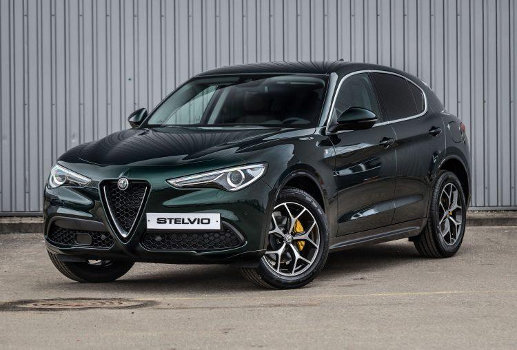 Alfa Romeo Stelvio Ti 2.0 200HP AWD