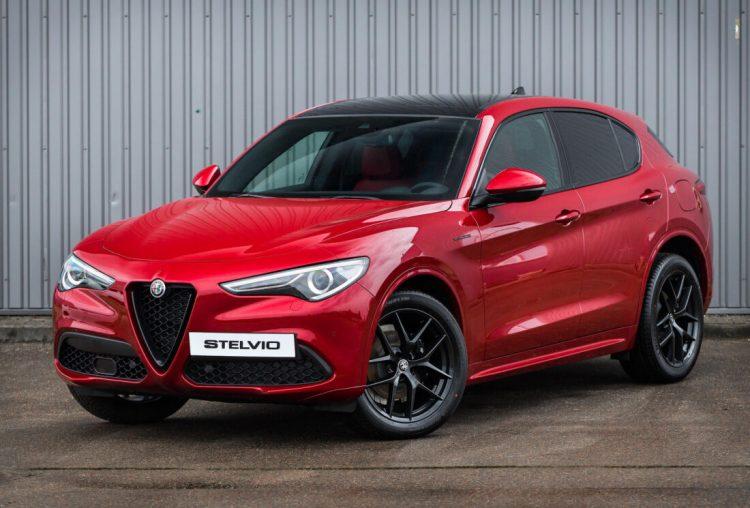 Alfa Romeo Stelvio Veloce 2.0 280hp