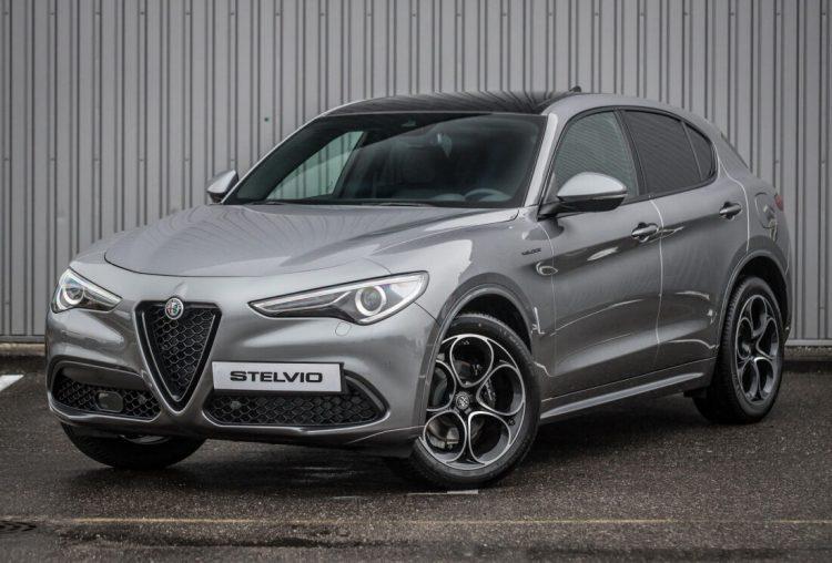 Alfa Romeo Stelvio Veloce 2.0 210hp