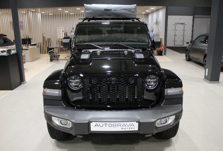 Jeep Sahara Unlimited